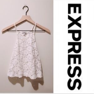 Express Crochet Top